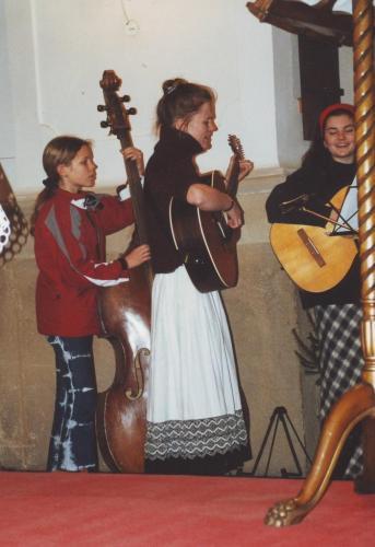 1 vanoce 2001