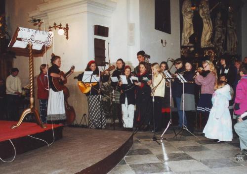 2 vanoce 2001