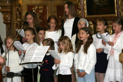 První svaté přijímání 20. 5. 2007