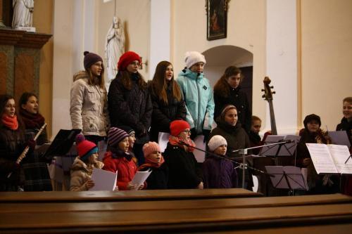 Adventní koncert Dobromilice 13. 12. 2015