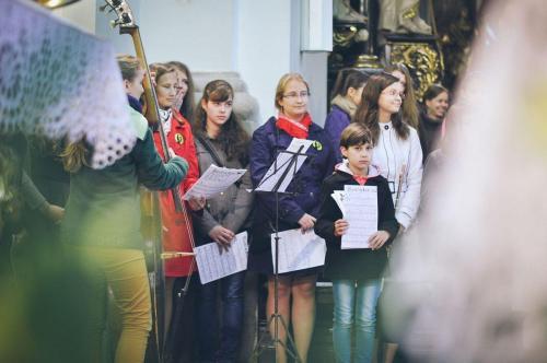 Křtiny KM 19. 10. 2014